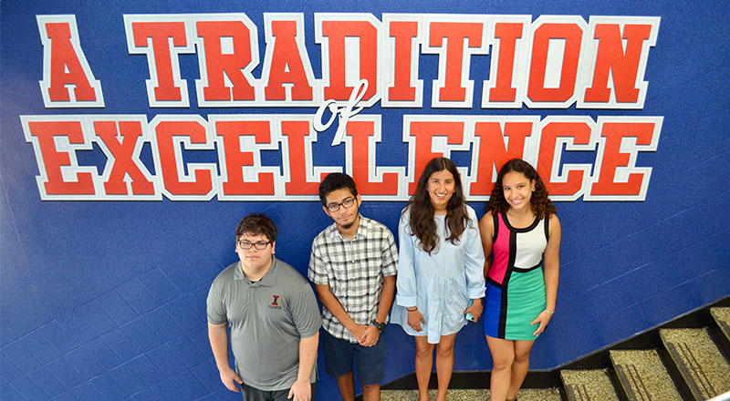 Record Number of AP Scholars