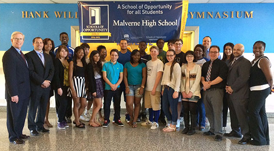Going Gold: MHS School of Opportunity
