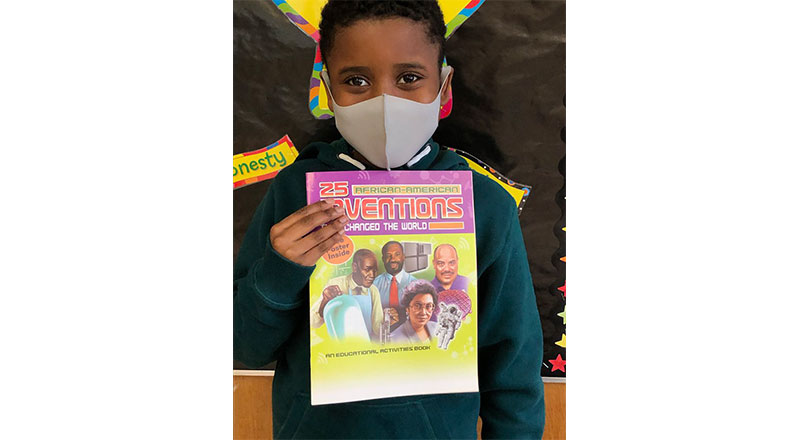 Students Celebrate African American Inventors