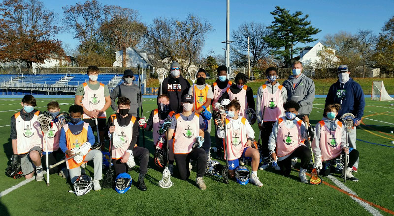 First Annual Tim Murray Lacrosse Clinic at Malverne High School on Saturday,...