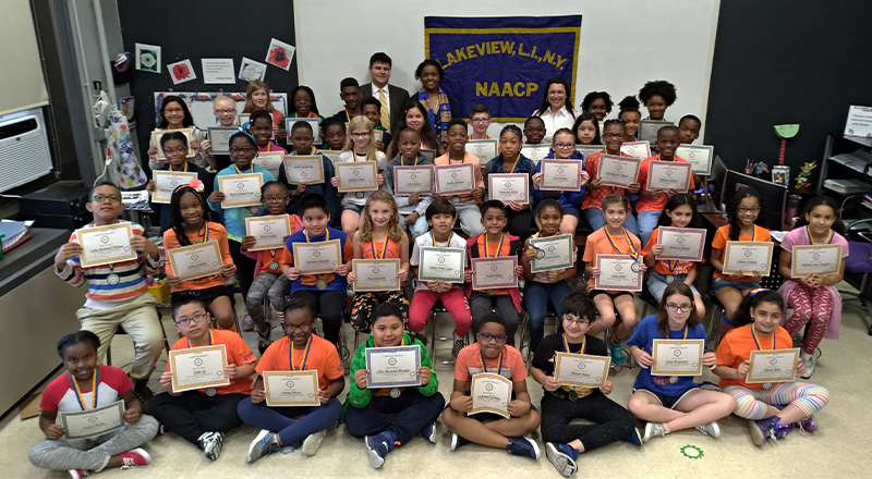 Perfect Attendance Awards