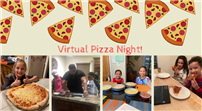 Students Work Together for Pizza Night thumbnail182076