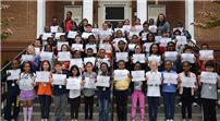 Perfect Attendance Awards photo
