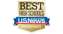 Ranked Among Best High Schools in U.S.