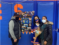 Senior Cheerleaders Honored for Dedication photo 3 thumbnail180915