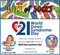 World Down Syndrome Day image
