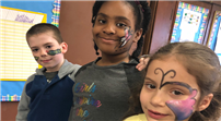 Face Painting Fundraiser photo